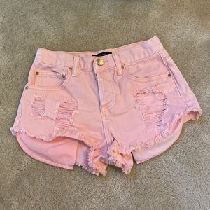 Forever 21 shorts. Size 25